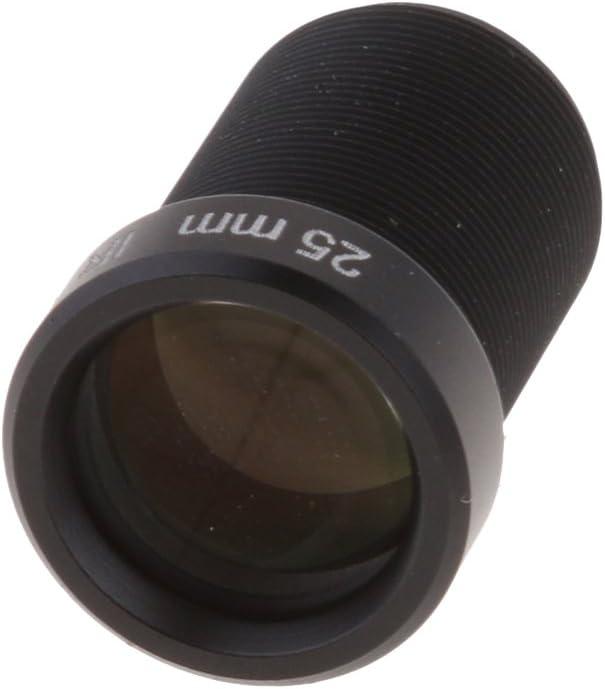 5MP 8mm Lens CCTV IR Board camera Lens M12 mount F2.0 for Security Camera