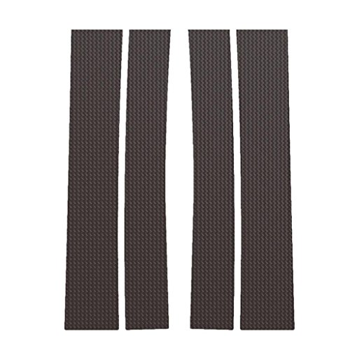 Escalade Pillar (Carbon Fiber Pillar Post Trim Cover fits: 2007-2014 Cadillac Escalade All Models - Ferreus Industries -)