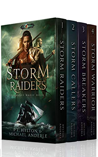 Storms Of Magic Boxed Set: (Storm Raiders, Storm Callers, Storm Breakers, Storm Warrior)
