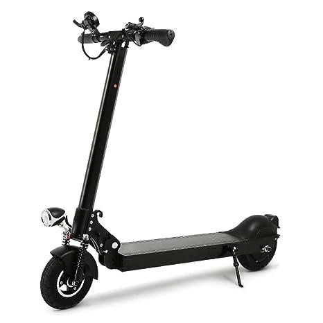 Y&XF Scooter eléctrico de 350W 36V con manillares, Bicicleta ...