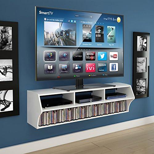 SIMBR Soporte de Pared de TV LED / LCD / Plasma TV Extensible Inclinable y Giratorio Negro (67*29*9 cm): Amazon.es: Electrónica