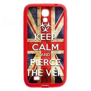 CSKFUPierce The Veil Samsung Galaxy S4 I9500 TPU Silicone Case Cover Customized Cool Popular Retro UK Flag Phone Case at Big-dream