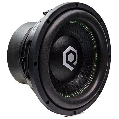 SoundQubed HDS2.1 Dual Voice Coil 600W RMS Series Subwoofers (10-inch Dual 2 Ohm)