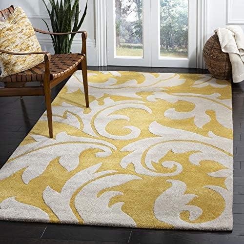 Safavieh Soho Collection SOH841A Handmade Premium Wool Viscose Area Rug Review