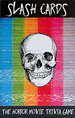 Slash Cards: The Horror Movie Trivia Game by Slash Cards