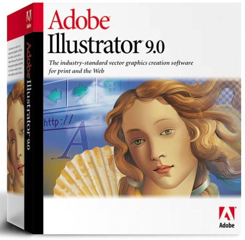 Adobe Illustrator 9 0 [Old Version]: Amazon com mx: Software