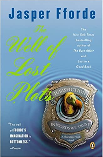 Image result for the well of lost plots
