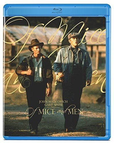 of mice and men by john steinbeck brought to life by producer gary sinise That brought to mind of mice and men, the version televised in the nineties with john malkovich and gary sinise and a wonderful americana  pillar to post.