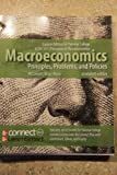 img - for Macroeconomics Principles, Problems, and Policies 19e Custom Edition for Palomar with Connect Plus for ECON101 book / textbook / text book