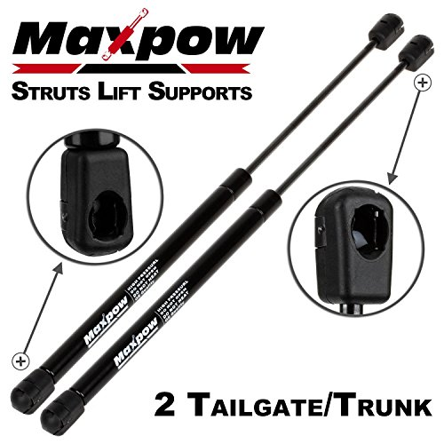 Maxpow Compatible With Land Rover Range Rover 1995 1996 1997 1998 1999 2000 2001 2002 Rear Hatchback Tailgate Liftgate Shock Struts Damper Support SG387002 8196362 (2pcs) ()