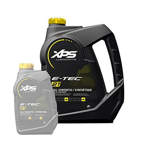 Synthetic 2 Stroke Oil (Ski-Doo Can-Am Sea-Doo XPS New OEM 2-Stroke Full Synthetic Oil Gallon, 779127)