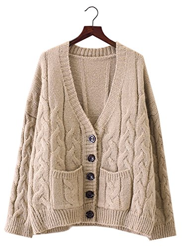 Blend Cardigan Sweater - 4