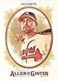 2017 Topps Allen and Ginter #291 Ender Inciarte Braves