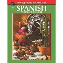 Spanish, Grades 6 - 12: Middle / High School
