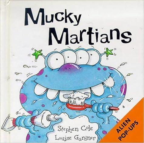 Kindle e-kirjoja parhaiten myyviä Alien Pop-Ups: Mucky Martians PDF iBook PDB by Lousie Gardner
