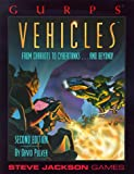 GURPS Vehicles (GURPS: Generic Universal Role Playing System)