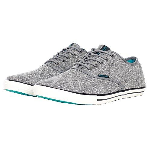 Jack&Jones Sneakers Uomo 40 Grigio 12120663 JFWSCORPION TEXTILE FROST GREY