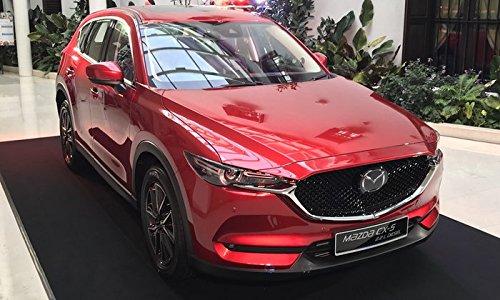 Genuine Mazda guarnecido de la puerta entrada Sill Scuff Plate CX-5 CX5 2018 Set 4 pcs cielo Activ: Amazon.es: Coche y moto