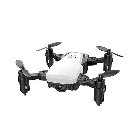 QUARKJK Mini dron con cámara de retención de altitud RC Drones con ...