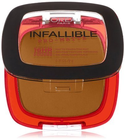 (Loreal Paris Infallible Pro Matte Classic Tan 700 Pressed Face Powder -- 2 per case. )