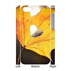 3D Bumper Plastic Case Of Heart customized case For Iphone 4/4s wangjiang maoyi
