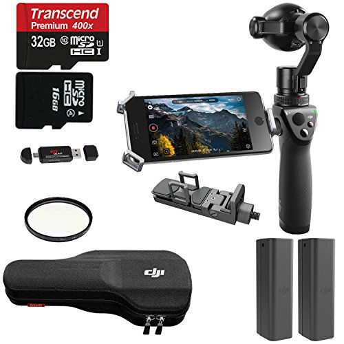 DJI OSMO Handheld Fully Stabilized 4K Camera 425, DJU