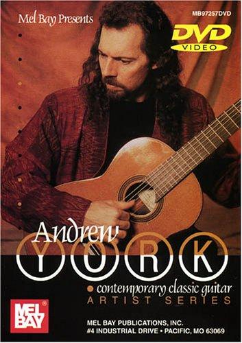 Classical Guitar Shop - Andrew York - Contemporary Classic Guitar
