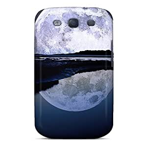 New Fashionable MeSusges BkrqiGr827iNzRk Cover Case Specially Made For Galaxy S3(space)