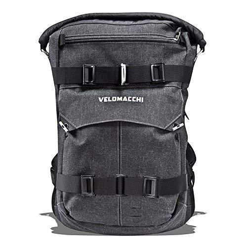 - Velomacchi Roll-Top Waterproof Backpack 40 Liter