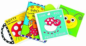 Sassy Baby's First Books Gift Set (Discontinued by Manufacturer)