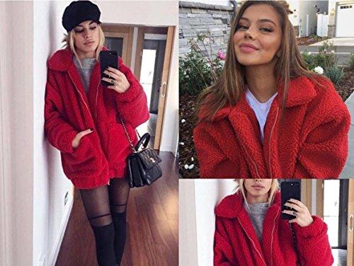 Manteau Femme Vieliring Vieliring Manteau Vieliring Red Femme Manteau Femme Red CtwTq0nTx4