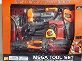 Kids Workshop Mega Deluxe Tool Set