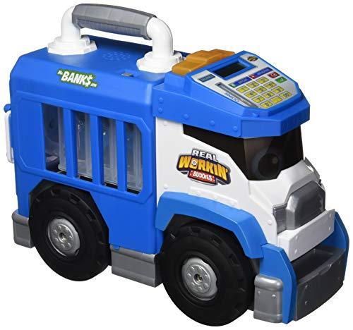 Cars Blue Buddies (Real Workin' Buddies Mr. Banks, The Super Duper Money Saving Truck)