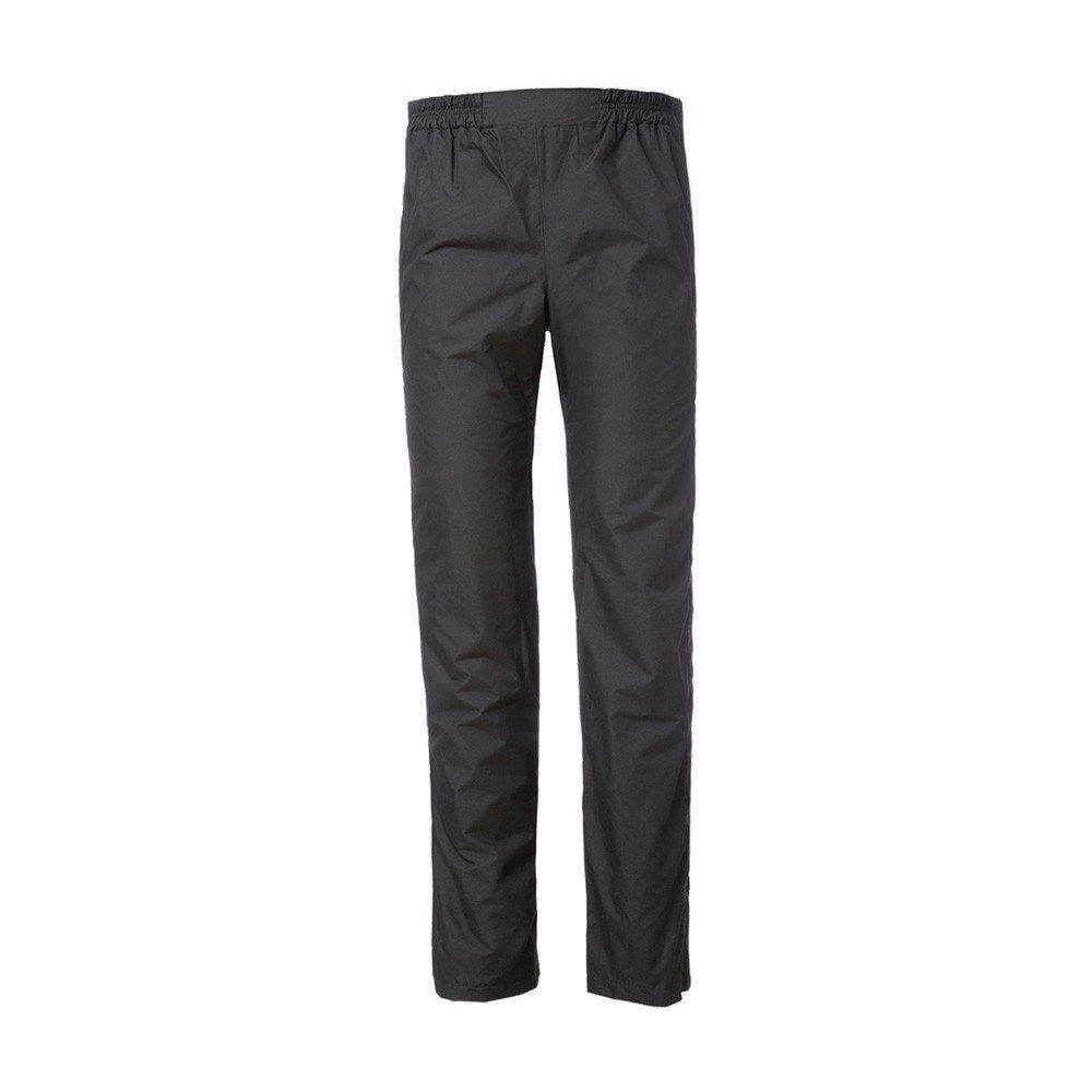Tucano Urbano Pantalones con Side Zip Diluvio Trousers, Negro, M Tucano Urbano S.r.l. 535N3