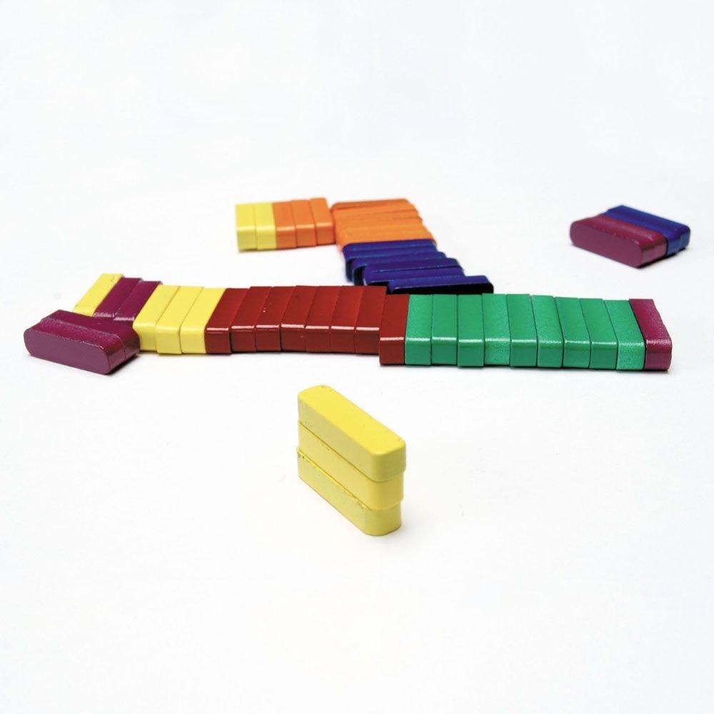Ceramic Bar Magnets, Pack of 50