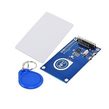 Tolako 13,56 mhz PN532 NFC lector y escritor de NFC tarjeta ...