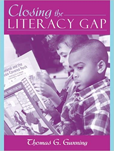 Amazon closing the literacy gap 9780205456260 thomas g closing the literacy gap 1st edition fandeluxe Image collections