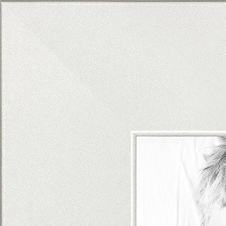 Amazon Arttoframes 8x30 Inch Satin White Frame Picture Frame