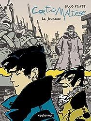 Corto Maltese - Nouvelle édition, recueils en couleurs - tome 1 - La jeunesse (PRATT) (French Edition)