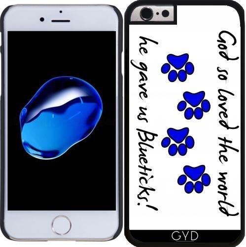 Coque pour Iphone 6 Plus (5,5'') - Dieu Nous A Donné Blueticks by loki1982