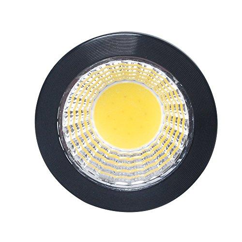 1¡ÁJAMBO E27 7W AC100-240V COB LED Spotlight Day White 500