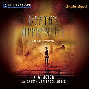 Death's Apprentice Audiobook