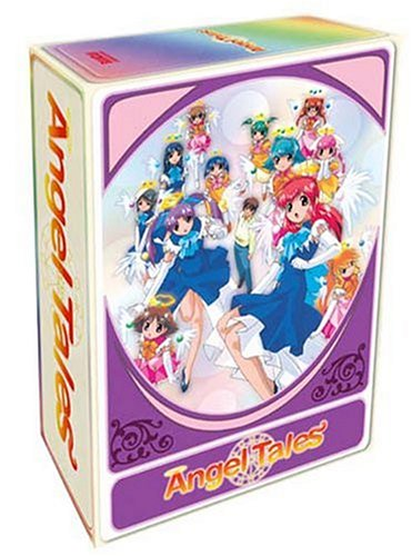 Angel Tales: The Complete Collection Box
