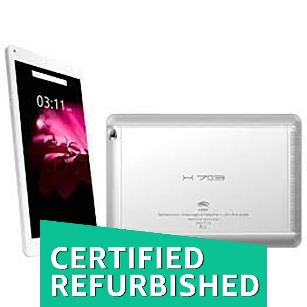 CERTIFIED REFURBISHED) Swipe X703 (10 1 Inch 3G + Wifi/Calling/White