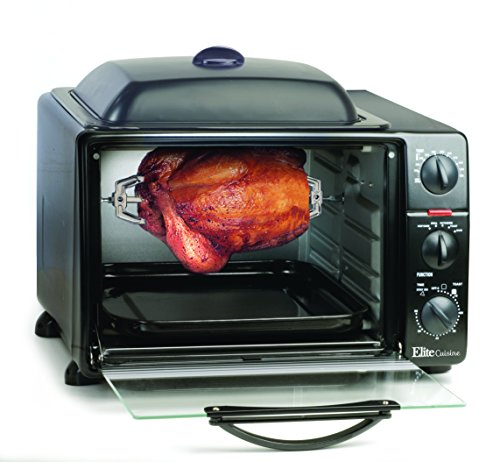Maximatic Ero 2008s Elite Cuisine 6 Slice Toaster Oven