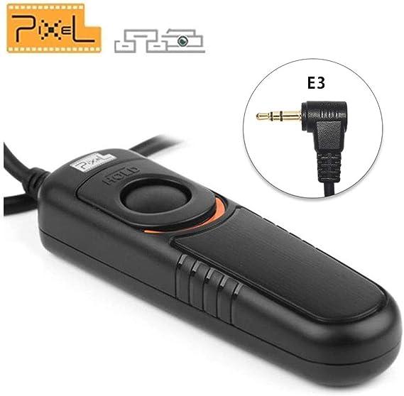 Interruptor de control remoto disparador de cámara para Samsung NX5 NX10 NX11 NX100
