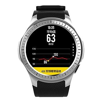 XUWLM Pulsera Reloj Inteligente con Soporte GPS Monitor de ...