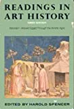 Readings in Art History Ancient Egypt, Spencer, Harold, 068417619X