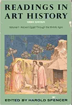 Readings in art history