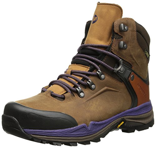 Merrell Women's Crestbound Gore-Tex Hiking Boot - Brown S...